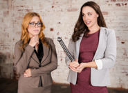 Reluctant Realtor - Penny Pax & Chanel Preston 1