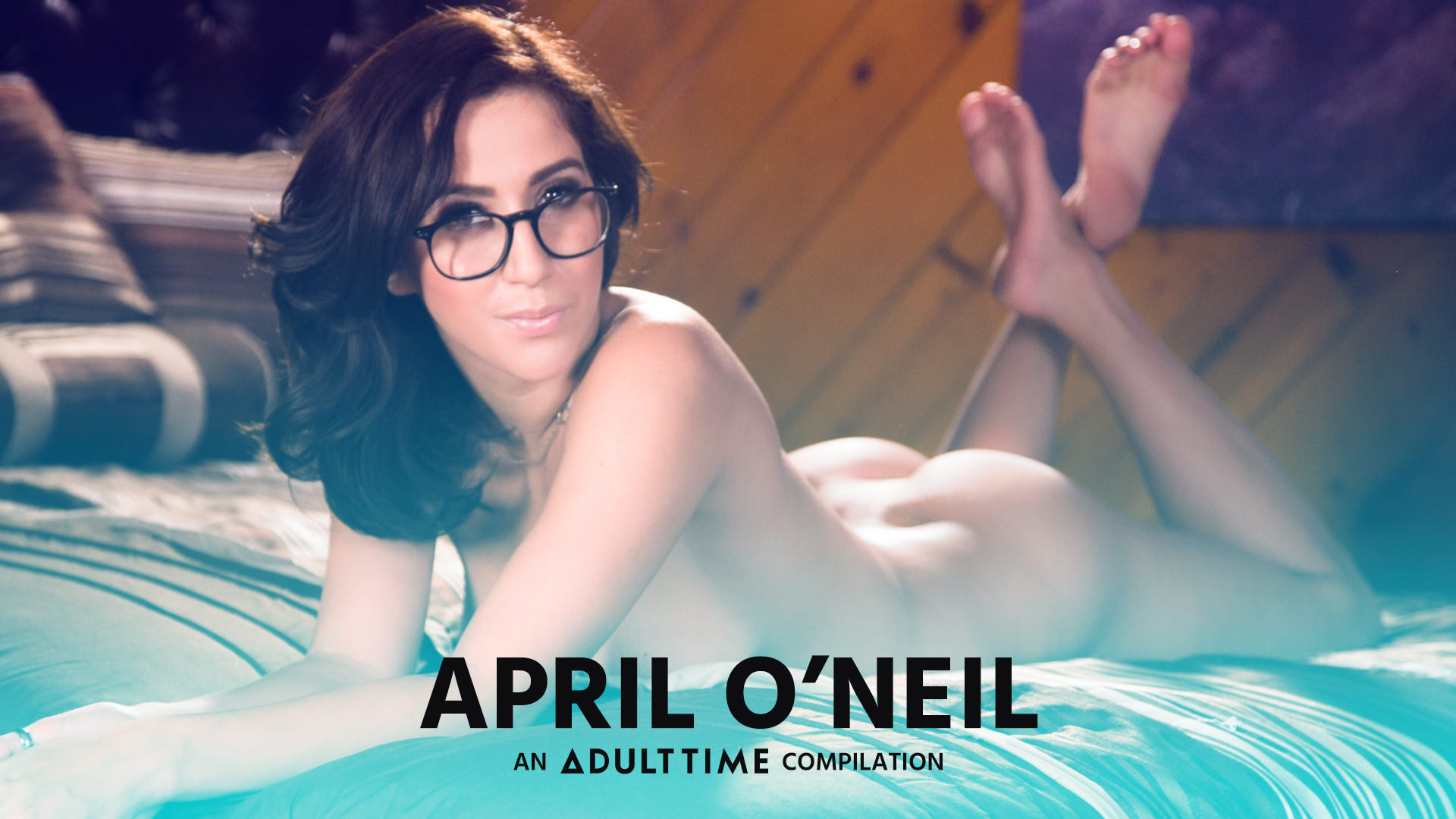 April O'Neil - An Adult Time Compilation - April ONeil 1