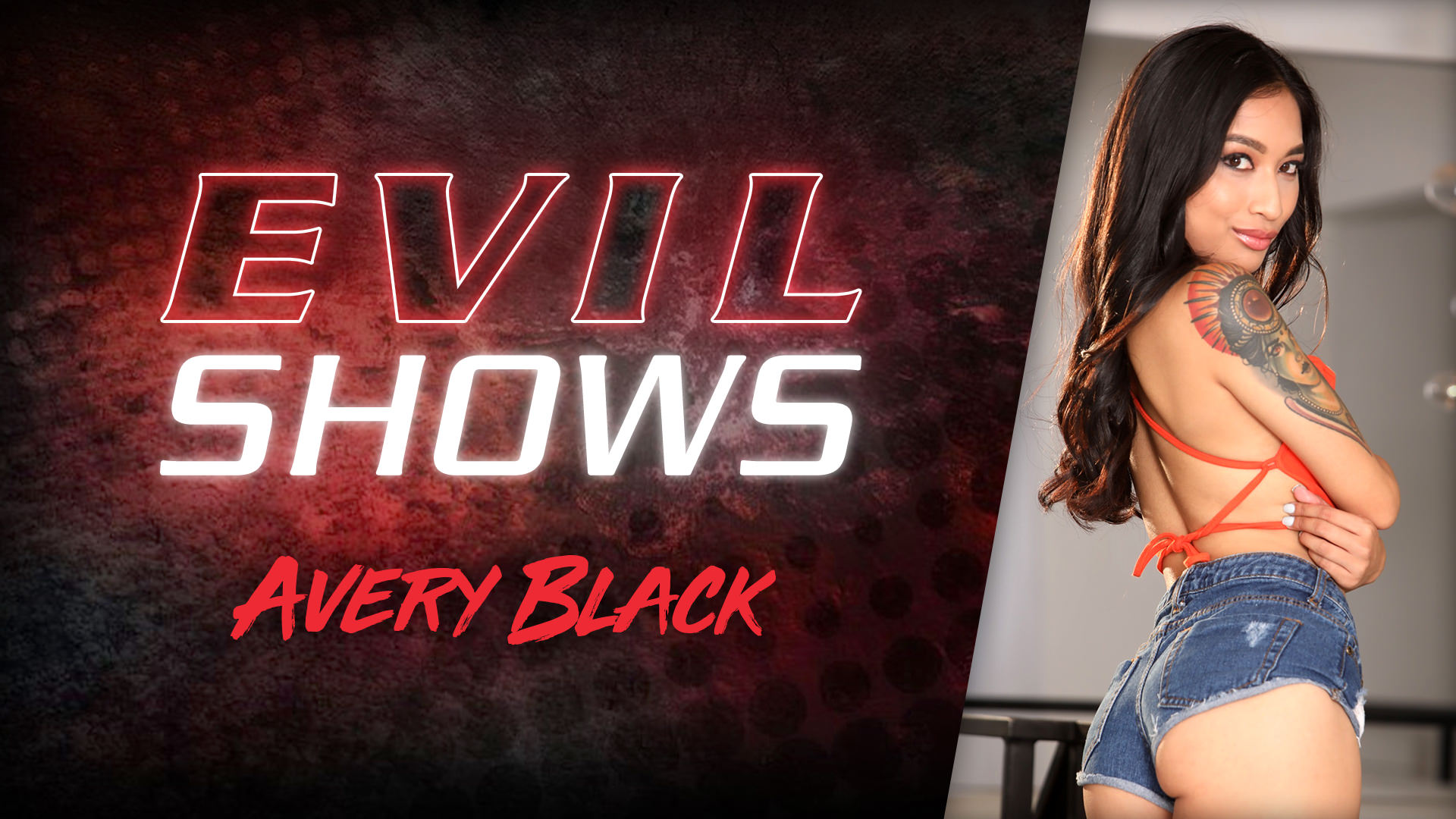 Evil Shows - Avery Black - Avery Black 1