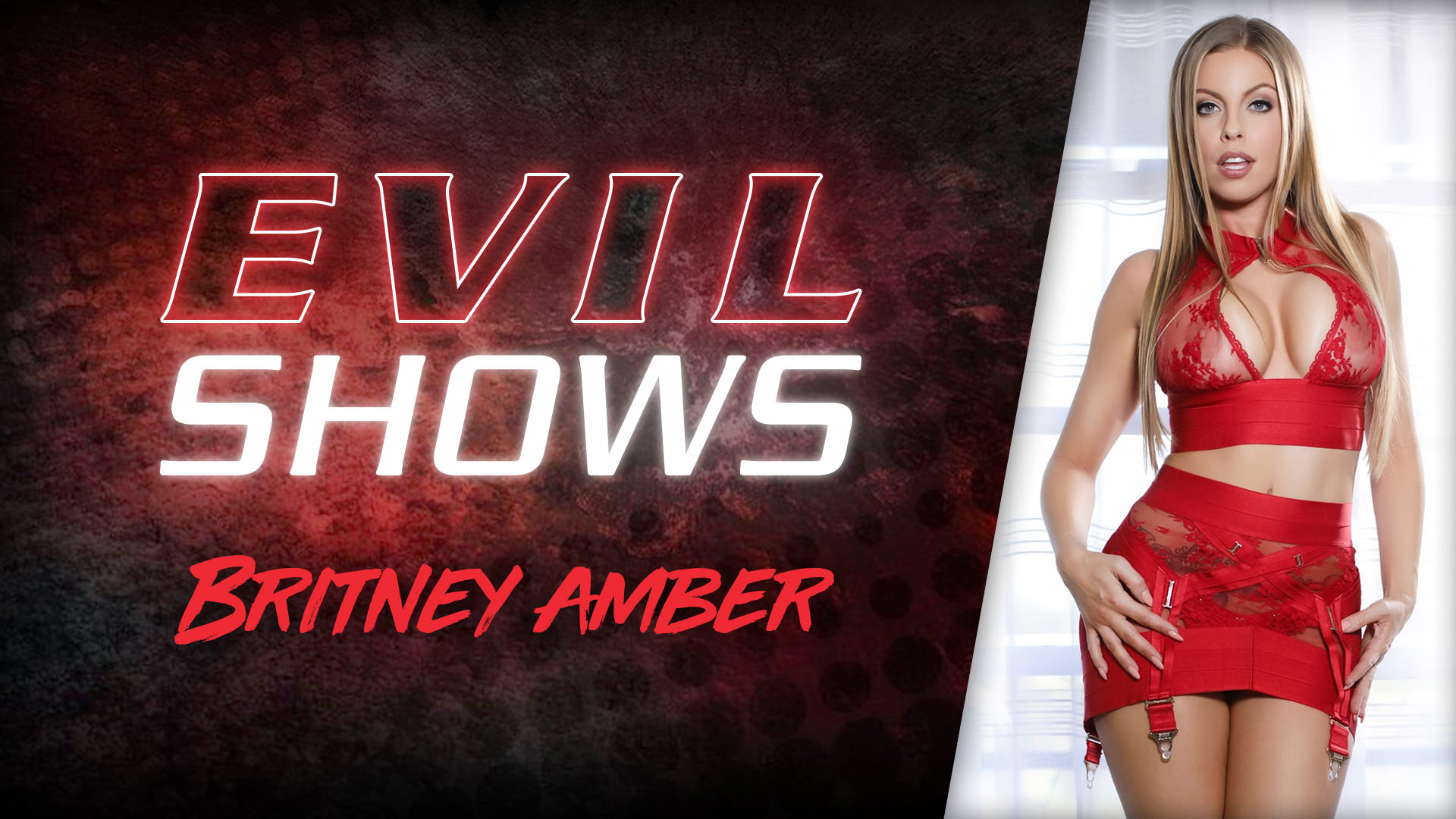 Evil Shows - Britney Amber - Britney Amber 1