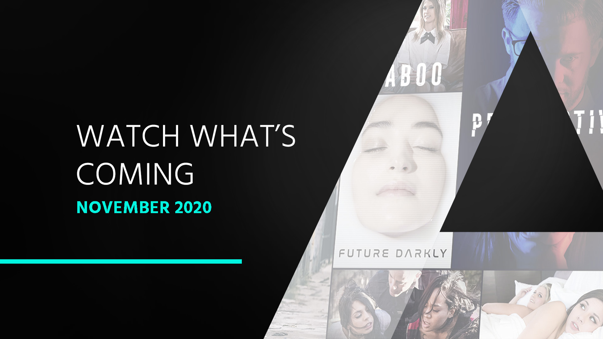 Watch What's Coming | November 2020 1