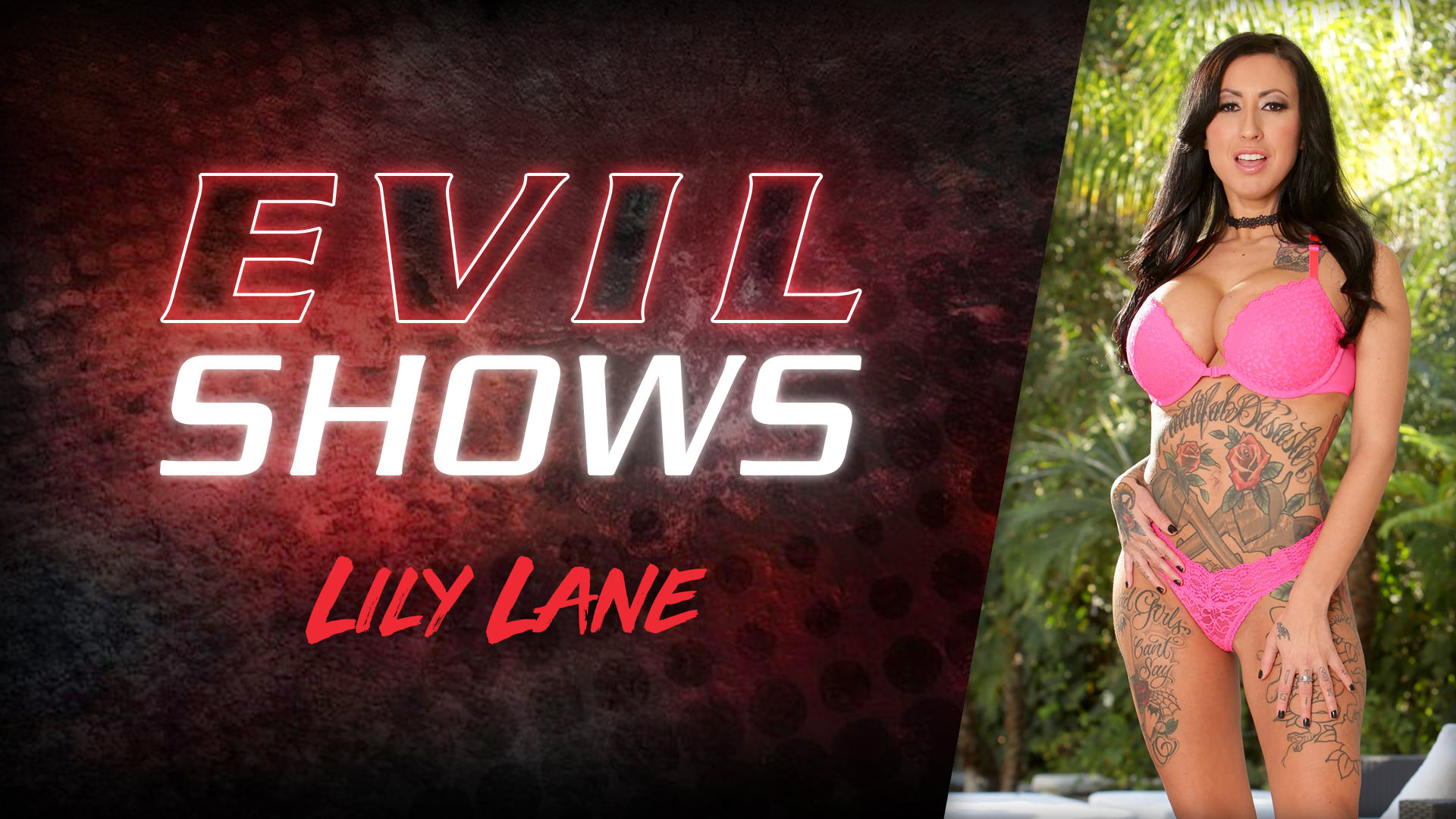 Evil Shows - Lily Lane - Lily Lane 1