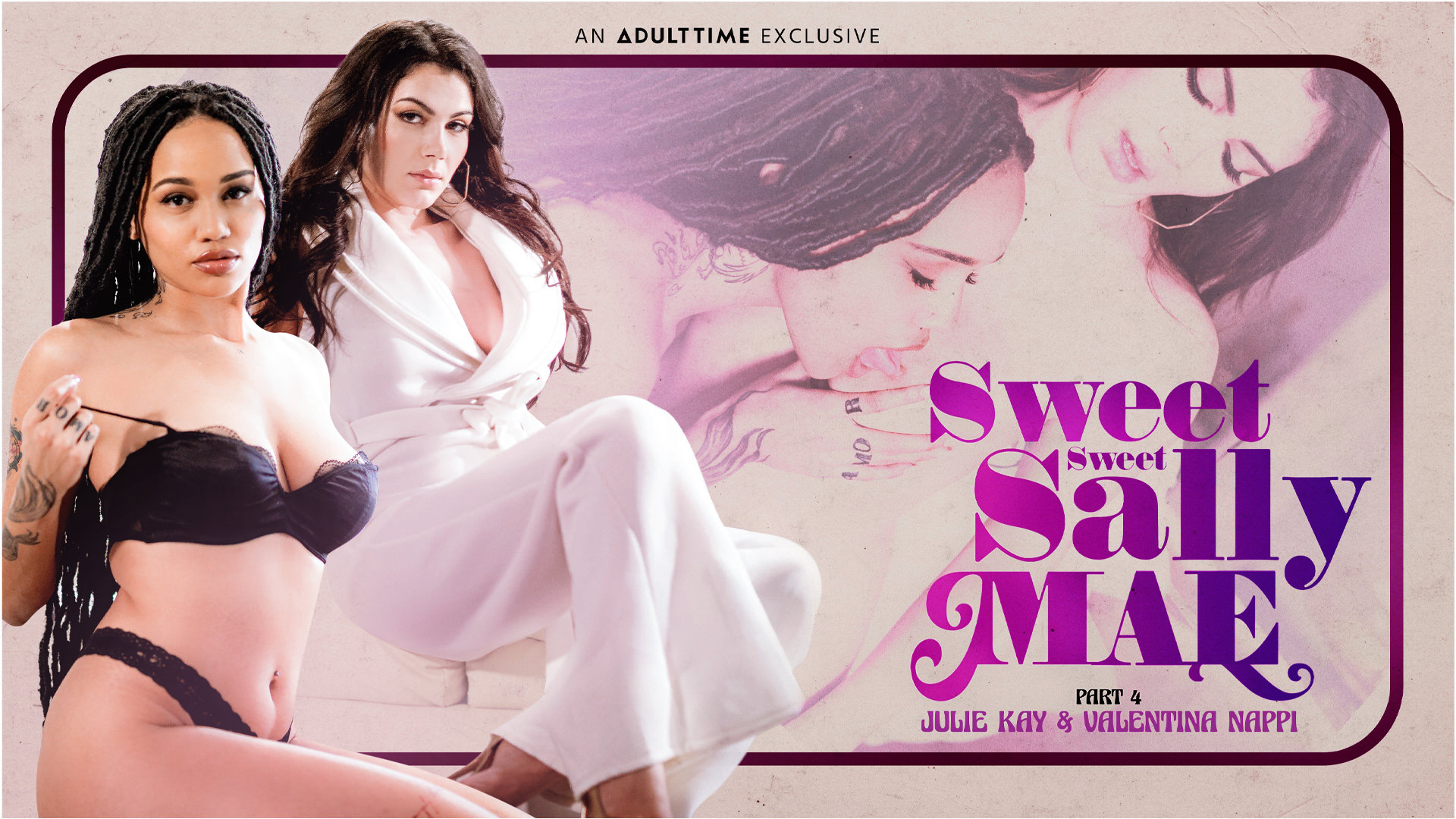 Sweet Sweet Sally Mae - Part 4 - Julie Kay & Valentina Nappi 1